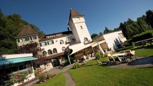 emblème de l'établissement Hotel Schloss Ragaz