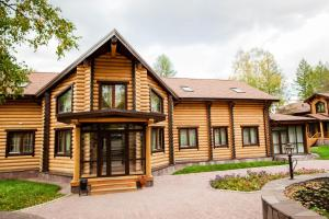 Baza Otdiha Kizilovaya, Hotel  Novoabzakovo - big - 1