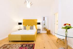 Rafael Kaiser – Budget Design Apartments Vienna, Апартаменты  Вена - big - 44
