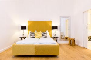 Rafael Kaiser – Budget Design Apartments Vienna, Апартаменты  Вена - big - 45