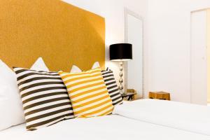Rafael Kaiser – Budget Design Apartments Vienna, Апартаменты  Вена - big - 46