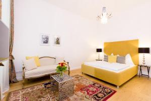 Rafael Kaiser – Budget Design Apartments Vienna, Apartmány  Viedeň - big - 48