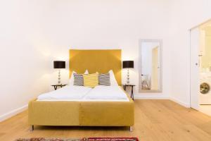 Rafael Kaiser – Budget Design Apartments Vienna, Апартаменты  Вена - big - 49