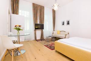 Rafael Kaiser – Budget Design Apartments Vienna, Апартаменты  Вена - big - 50