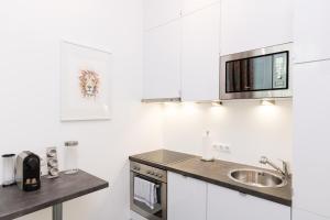 Rafael Kaiser – Budget Design Apartments Vienna, Апартаменты  Вена - big - 53
