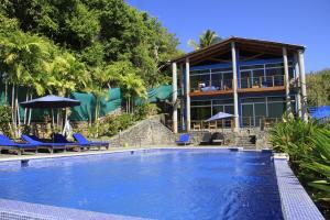 Kayu Resort & Restaurant, Hotels  El Sunzal - big - 37