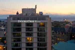DoubleTree by Hilton Hotel & Suites Victoria, Hotels  Victoria - big - 45