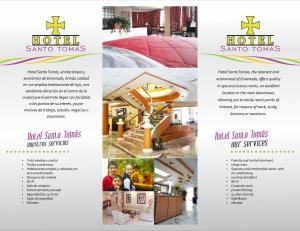 Hotel Santo Tomas, Hotely  Ensenada - big - 19