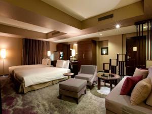Junior Suite Twin Room