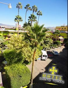 Hotel Santo Tomas, Hotely  Ensenada - big - 14