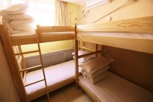Beijing MC Town Hostel, Hostelek  Peking - big - 10