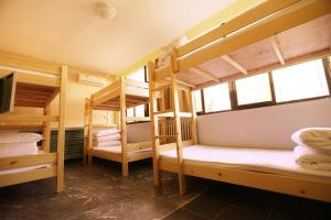 Beijing MC Town Hostel, Hostelek  Peking - big - 6