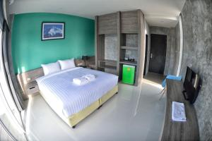 The Peak Boutique Hotel, Hotely  Nakhon Si Thammarat - big - 8