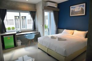 The Peak Boutique Hotel, Hotely  Nakhon Si Thammarat - big - 7