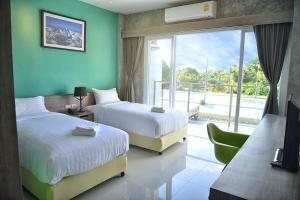 The Peak Boutique Hotel, Hotely  Nakhon Si Thammarat - big - 5
