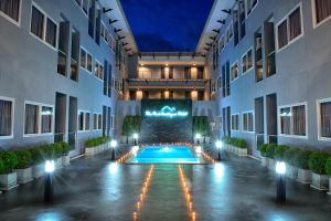 The Peak Boutique Hotel, Hotels  Nakhon Si Thammarat - big - 25