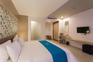 The Phu Beach Hotel, Hotel  Ao Nang Beach - big - 20