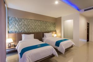 The Phu Beach Hotel, Hotel  Ao Nang Beach - big - 9