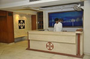 Hotel Khalsa Palace, Hotel  Bāli - big - 33