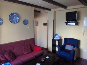 Apartamentos Rurales Casa Pachona, Апартаменты  Пуэрто-де-Вега - big - 19