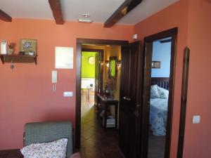 Apartamentos Rurales Casa Pachona, Апартаменты  Пуэрто-де-Вега - big - 31