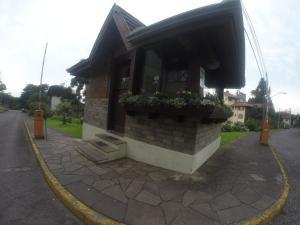 Chalé Bela Vista, Dovolenkové domy  Gramado - big - 5