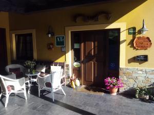 Apartamentos Rurales Casa Pachona, Apartmanok  Puerto de Vega - big - 89