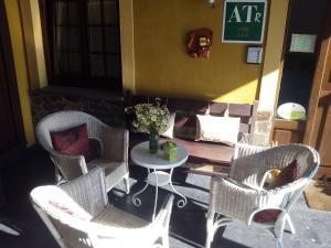 Apartamentos Rurales Casa Pachona, Apartmanok  Puerto de Vega - big - 88