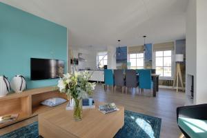 Buitenplaats Witte Raaf aan Zee, Villas  Noordwijk - big - 5