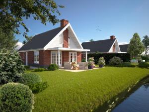 Buitenplaats Witte Raaf aan Zee, Villas  Noordwijk - big - 3