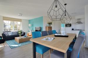 Buitenplaats Witte Raaf aan Zee, Villas  Noordwijk - big - 6