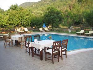 Doga Apartments, Residence  Kayakoy - big - 43
