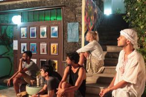Sopro de Iemanjá Hostal Cultural, Hostely  Salvador - big - 67