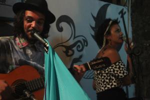 Sopro de Iemanjá Hostal Cultural, Hostely  Salvador - big - 66