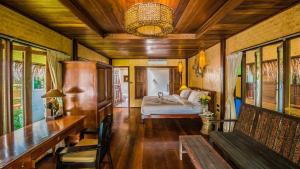 Bora Bora Villa Phuket, Szállodák  Csalong - big - 17