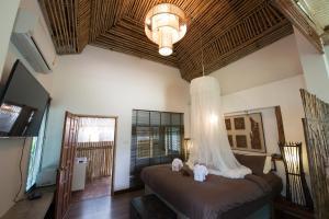 Bora Bora Villa Phuket, Szállodák  Csalong - big - 18