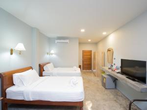 Bora Bora Villa Phuket, Szállodák  Csalong - big - 28