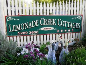 Lemonade Creek Cottages, Lodges  Lorne - big - 14