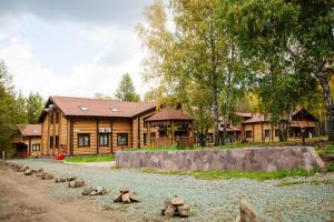 Baza Otdiha Kizilovaya, Hotel  Novoabzakovo - big - 37