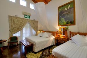 Pokój typu Deluxe z łóżkiem typu king-size i dodatkowym łóżkiem
