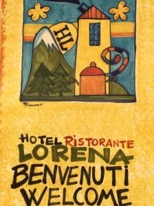 Hotel Lorena, Hotel  Arcidosso - big - 70