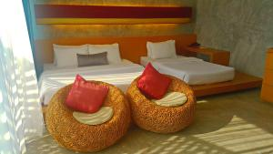 The Now Hotel, Hotely  Jomtien - big - 53