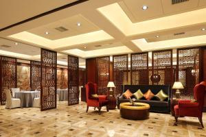 Zhejiang International Hotel, Szállodák  Hangcsou - big - 19