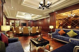 Zhejiang International Hotel, Szállodák  Hangcsou - big - 16
