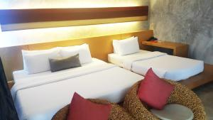 The Now Hotel, Hotely  Jomtien - big - 51