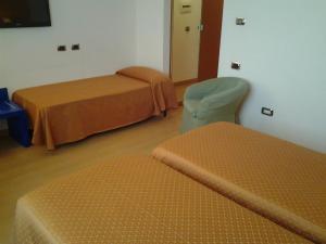 Třílůžkový pokoj