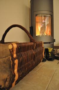 Dom Lachy Dolne 40, Horské chaty  Brenna - big - 7