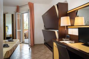 Park Hotel Marinetta, Szállodák  Marina di Bibbona - big - 5