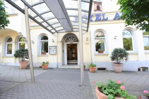 Adesso Hotel Astoria, Hotely  Kassel - big - 34