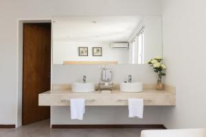 Apart Hotel Savona, Apartmanhotelek  Capilla del Monte - big - 33